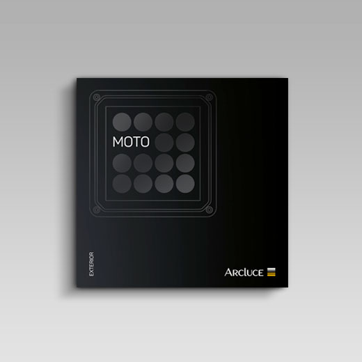 Arcluce MOTO, architectural floodlight