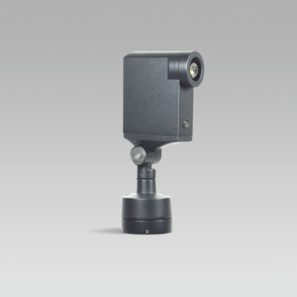 Outdoor floodlights LANDSPIKE